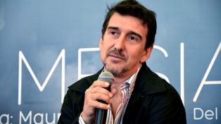 Julio Bocca preside en China el jurado de un torneo internacional de ballet y coreografía