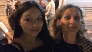 Dos integrantes del grupo Pussy Riot, otra vez detenidas en una protesta no autorizada