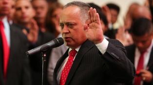 Cabello afirmó que en su país hay más democracia que en España