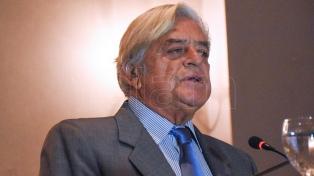 """""""Hay que repensar el Mercosur e ir solo a lo comercial"""", dijo el ex presidente uruguayo Lacalle"""