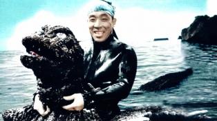 Murió Haruo Nakajima, el actor que dio vida a Godzilla