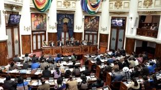 Hackearon la cuenta del Senado y publicaron la falsa muerte de Evo Morales