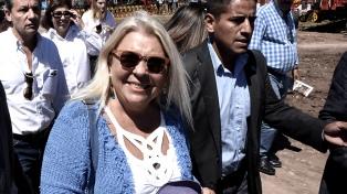 Elisa Carrió retoma la campaña porteña este miércoles junto a Rodríguez Larreta