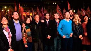Dirigentes de izquierda debaten la conformación de una propuesta conjunta de cara a 2019
