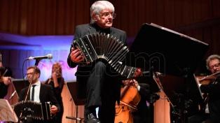 Un homenaje a Troilo en la apertura del Festival y Mundial de Tango