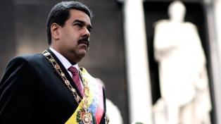 """Maduro le pidió a la Constituyente que juzgue al presidente del Parlamento por """"traidor a la patria"""""""