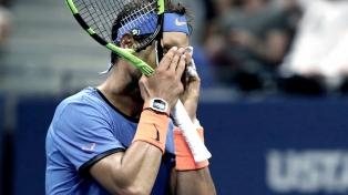 Nadal abandonó el Masters de Francia por molestias físicas