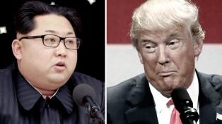 Trump llamó �hombre cohete� a Kim Jong-un