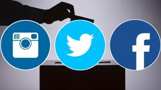 La veda electoral, un vacío legal en las redes sociales