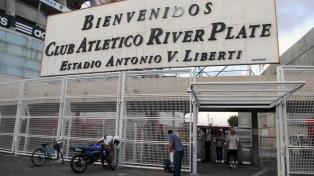 Evacuaron el estadio de River por una amenaza de bomba