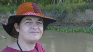"""Márgara Averbach: """"La destrucción de la naturaleza es un tema que aparece todo el tiempo en mis libros"""""""