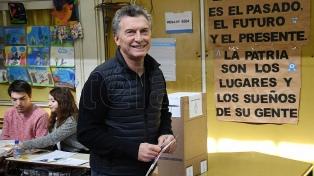 Dónde votarán Macri, Vidal, Rodríguez Larreta, Pichetto y Lousteau