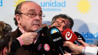 Amadeo dijo que Moreau insultó a Monzó y que lo invitó a pelearse