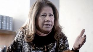 Graciela Camaño destacó la importancia de avanzar en un nuevo régimen penal juvenil