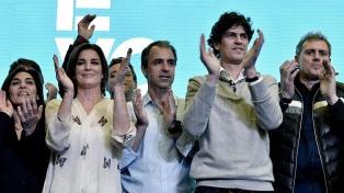 Lousteau relanza su campaña con el objetivo de escalar al segundo lugar en la Ciudad