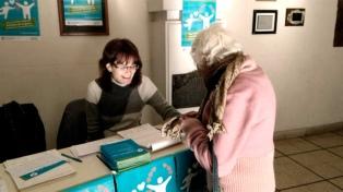 Organizaron una campaña sobre la donación de órganos en los lugares de votación