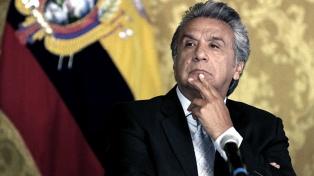 El aumento de las naftas pone en jaque la confianza en Lenín Moreno