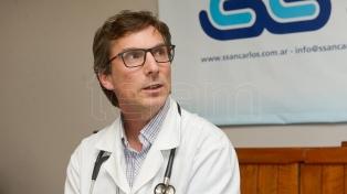 El piloto Mauro Giallombardo sigue grave en una clínica de Bariloche
