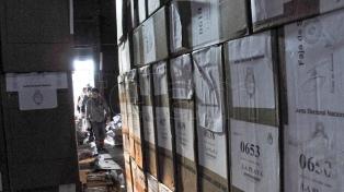Oficializaron los resultados de las PASO en 34 distritos bonarenses