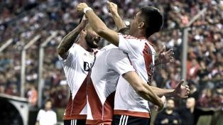 River goleó a Atlas en Salta en su debut en la Copa Argentina