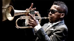 El trompetista de jazz americano Roy Hargrove llega a los escenarios porteños