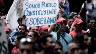 """La Constituyente aprobó una ley contra los partidos que """"promueven el odio"""""""