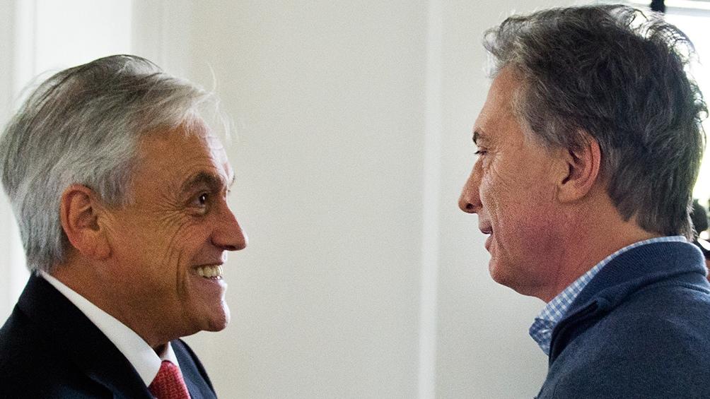 Ministro Ampuero confirmó nuevo encuentro entre presidentes Piñera y Macri