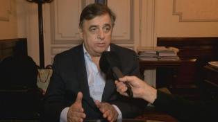 """Negri sobre la marcha de la CGT: """"Parece una estrategia de campaña de Cristina Kirchner"""""""