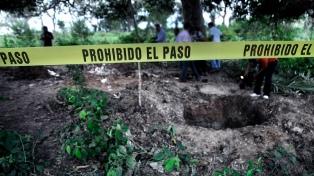 Al menos 75 lugares con fosas clandestinas fueron hallados en Baja California