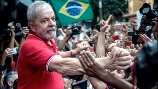 Lula terminó su declaración ante el juez Moro por el caso de Odebrecht