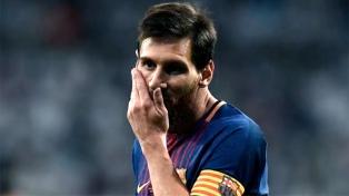 """Messi, sin definición sobre su renovación de contrato con el """"Barça"""""""