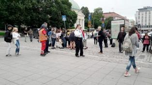 Investigan el apuñalamiento en Turku como un ataque terrorista