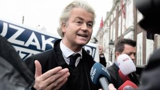 """Geert Wilders dice que el mundo está """"en guerra"""" contra el Islam"""