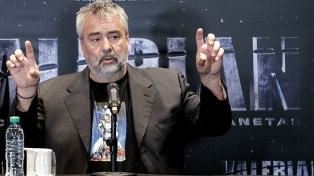 """Besson estrena """"Valerian y la ciudad de los mil planetas"""""""