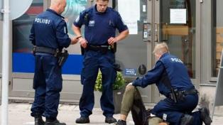 El presunto autor del ataque en Turku había pedido asilo en el país