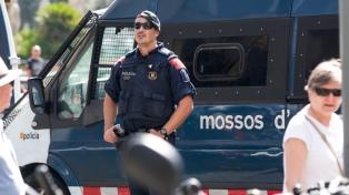 La argentina herida en Barcelona está varada en un hospital sin poder regresar