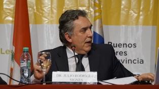 Ante el reclamo de Vidal por el Fondo del Conurbano, se reúnen los fiscales de estado provinciales