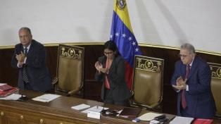 La Asamblea Constituyente asumió las funciones del Parlamento