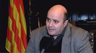 Los catalanes en Buenos Aires repudiaron el atentado terrorista de Barcelona