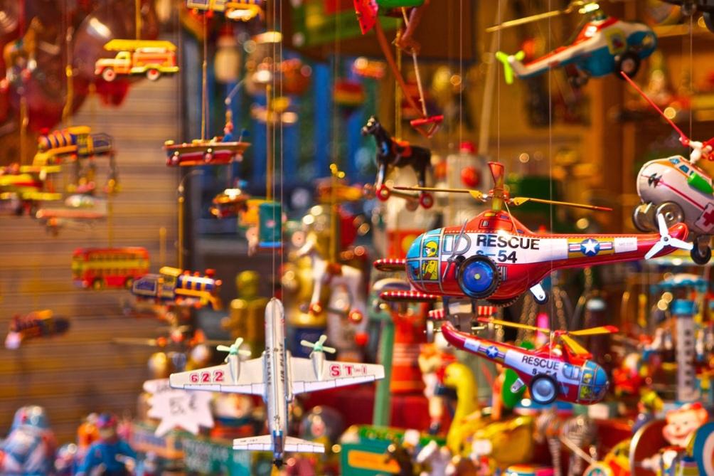 """La Cámara de la Industria del Juguete dice que """"empezó a revertirse la  caída de ventas"""" - Télam - Agencia Nacional de Noticias"""