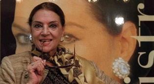 Falleció la cantante y bailadora española Nati Mistral