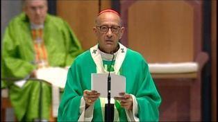 Con la presencia de los Reyes se realizó en Barcelona una misa por las víctimas de los atentados