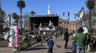 La CGT lleva el martes sus reclamos a Plaza de Mayo, pero no considera llamar a un paro general