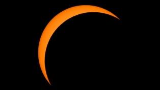 El eclipse solar fue tendencia en las redes sociales