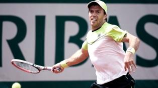 Berlocq y otros ocho argentinos juegan en Brasil