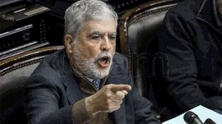 De Vido es el único legislador desaforado en debate parlamentario desde la aprobación de la Ley de Fueros