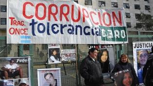 """A cinco años y medio de la tragedia de Once, familiares apuntaron contra De Vido como """"responsable"""""""