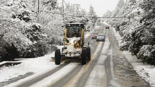 Un temporal provocó la suspensión de clases y cortes de luz en Bariloche