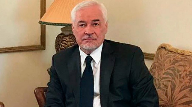 Embajador de Rusia en Sudán fue hallado muerto