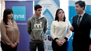 """Dos jóvenes argentinos viajan a Suecia a competir por el """"Nobel junior del agua"""""""